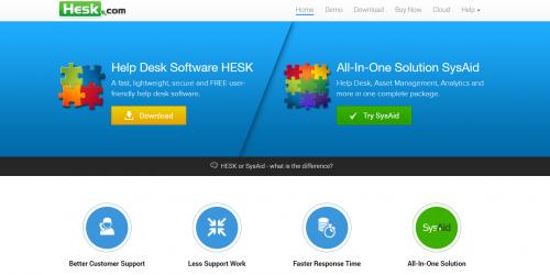 Help Desk Software · HESK